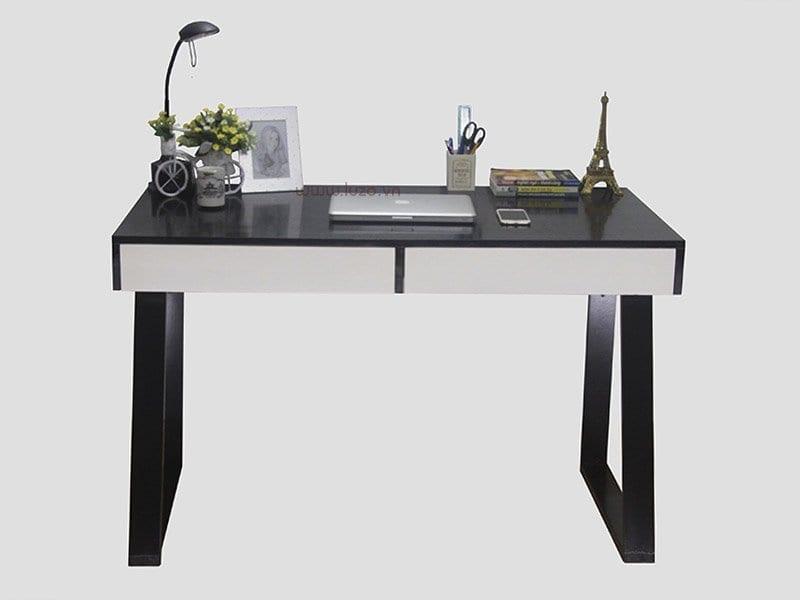 Bàn làm việc-Modern Style Desk-đen-2