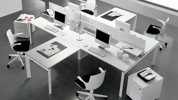 Cụm bàn làm việc văn phòng giá rẻ chất lượng tại TP HCM