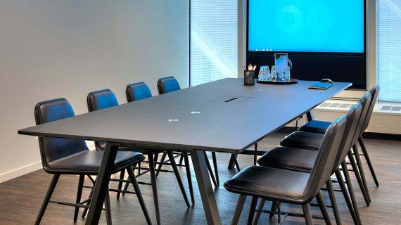 Các mẫu bàn ghế phòng họp gỗ MDF giá rẻ tại TP HCM