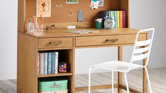 Các mẫu bàn học trẻ em gỗ tự nhiên đẹp chất lượng