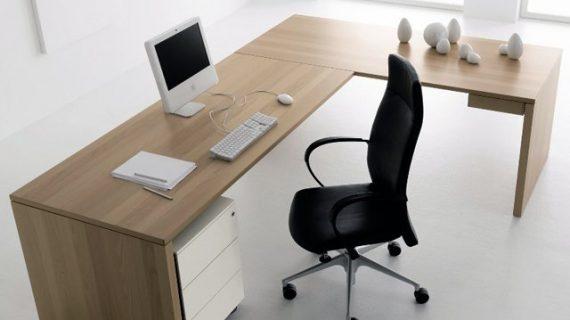 Các mẫu bàn văn phòng hình chữ L độc đáo, giá rẻ tại TPHCM