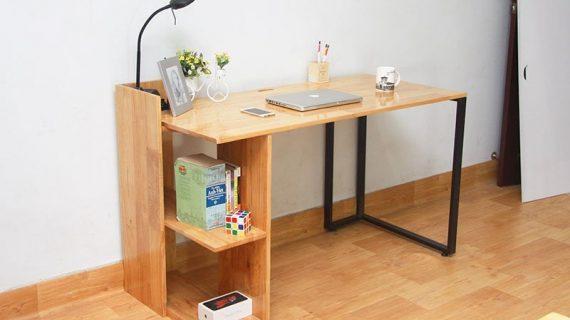 Mẫu bàn làm việc gỗ 1m6 đẹp giá rẻ