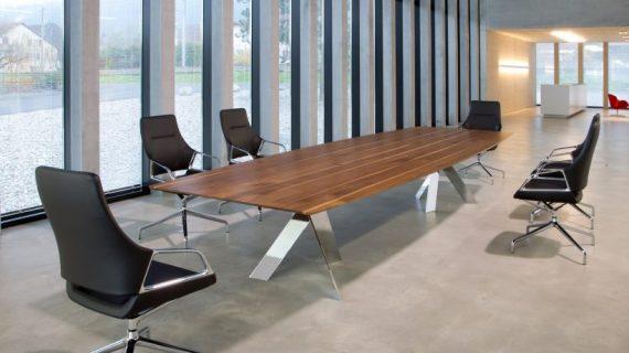 Các mẫu bàn ghế phòng họp gỗ công nghiệp chất lượng – giá tốt tại TP HCM