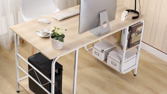 Các mẫu bàn máy tính khung sắt giá rẻ tại TP HCM