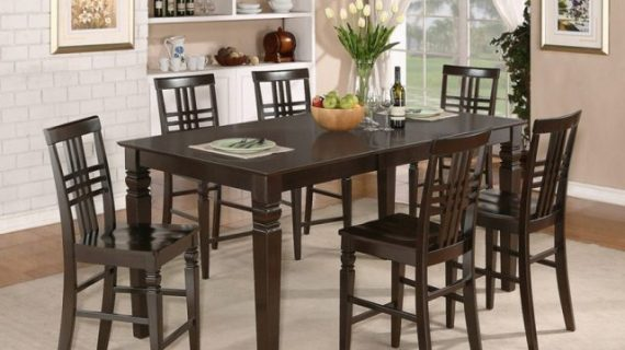 Các mẫu bàn ăn gia đình bằng gỗ đẹp hiện đại giá rẻ