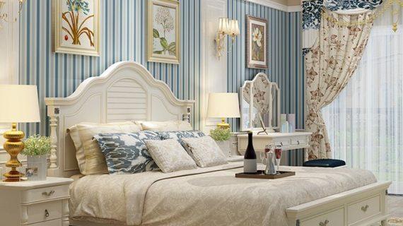Các mẫu giường cưới gỗ tự nhiên đẹp hiện đại giá rẻ