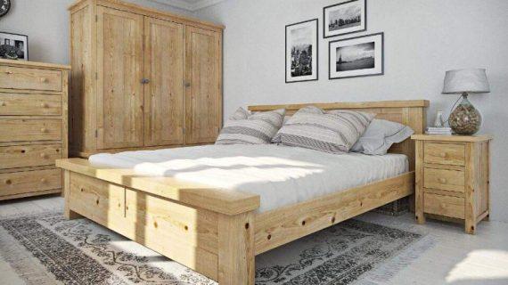 Có nên mua giường gỗ thông hay không? Chất lượng thật sự của gỗ thông