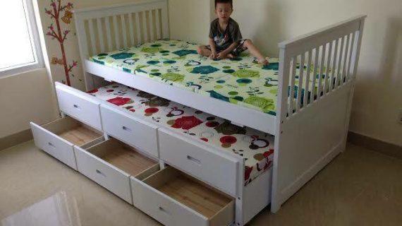 Giá giường tầng trẻ em năm 2019 trên thị trường