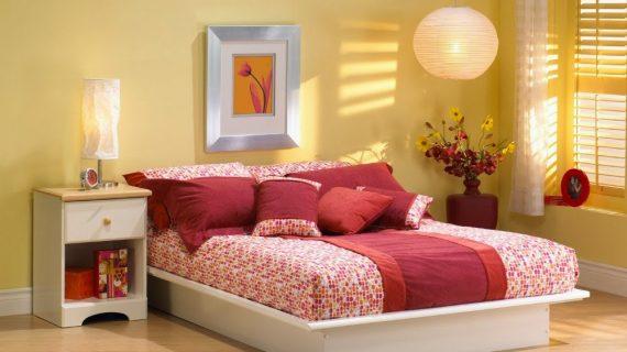 Các mẫu giường đôi đẹp giá rẻ tại TP HCM