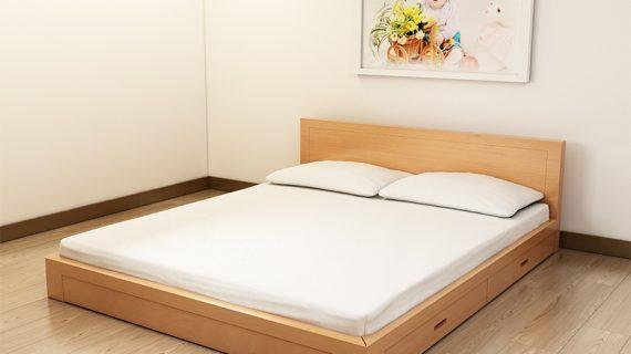 Đóng giường ngủ gỗ theo yêu cầu tại TP HCM uy tín – bảo hành chất lượng