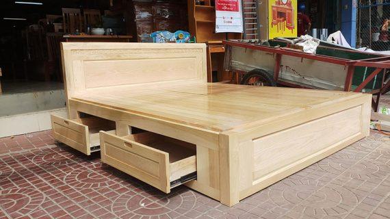Địa chỉ bán giường ngủ gỗ giá rẻ tại TP HCM