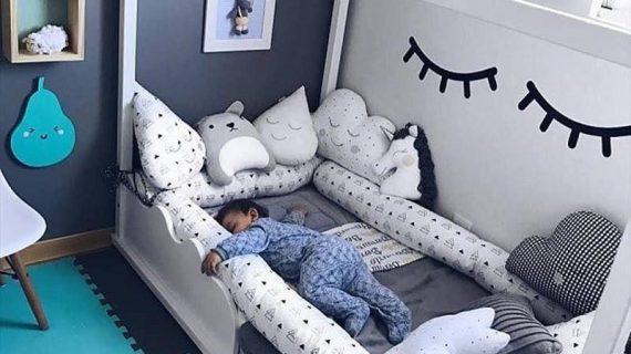 Các mẫu giường gỗ trẻ em đẹp giá rẻ được bảo hành 12 tháng