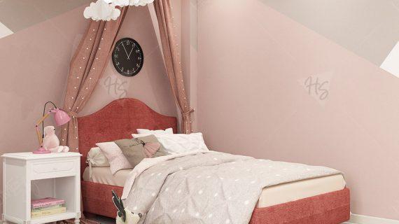 Các mẫu giường ngủ cho bé gái giá rẻ tại TP HCM