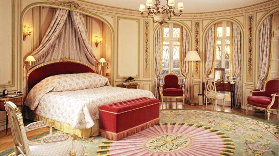 Các mẫu giường ngủ cổ điển phong cách Châu Âu đẹp sang trọng