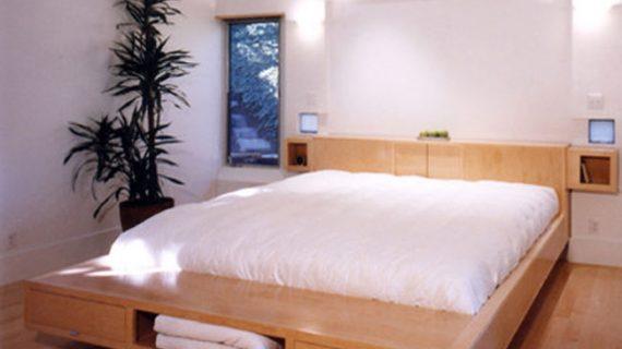 Bộ giường ngủ đẹp giá rẻ – giao hàng tận nhà tại TP HCM