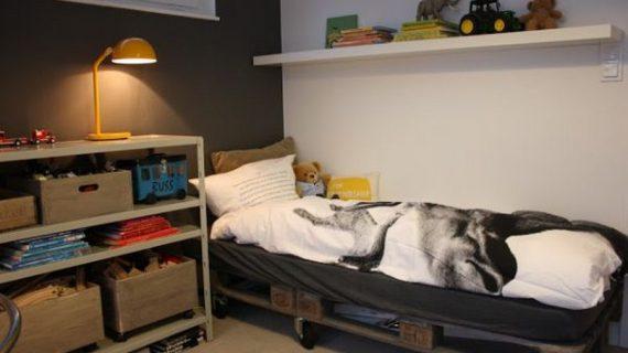 Các mẫu giường ngủ gỗ 1m đẹp giá rẻ được bảo hành 12 tháng