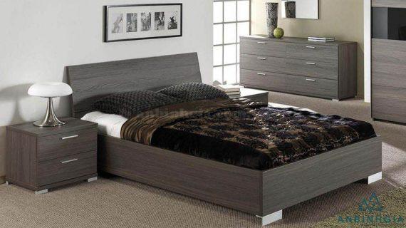 Các mẫu giường ngủ gỗ 1m4 đẹp giá rẻ được bảo hành 12 tháng