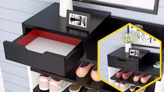 Các mẫu giá – kệ để giày dép 6 tầng đa năng tiết kiệm diện tích