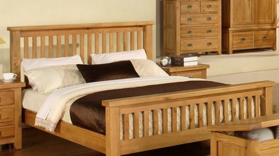 Các mẫu giường gỗ 1m2 giá rẻ đẹp hiện đại