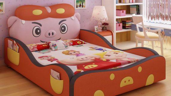 Các mẫu giường đơn trẻ em đẹp hiện đại giá rẻ tại TP HCM