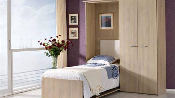 Các mẫu giường gỗ 90cm đẹp giá rẻ được bảo hành 12 tháng