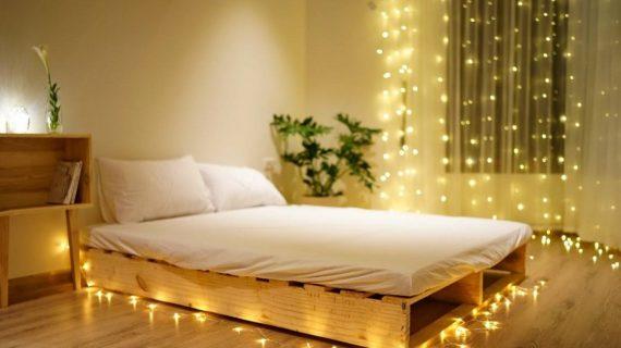 Các mẫu giường ngủ vintage đẹp giá rẻ được bảo hành 12 tháng