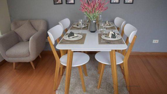 Mua bàn ăn gỗ giá rẻ ở đâu có cam kết chất lượng và bảo hành dài lâu