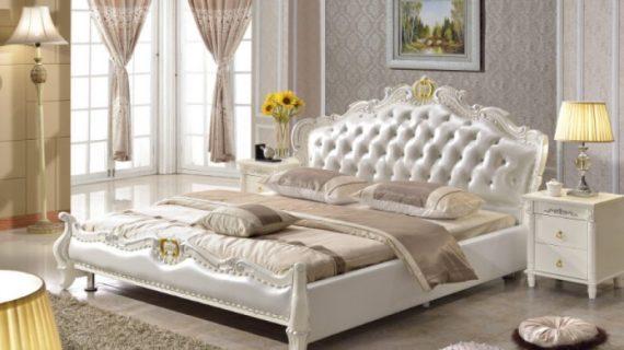 Các mẫu giường ngủ king size, kích thước và giá cả