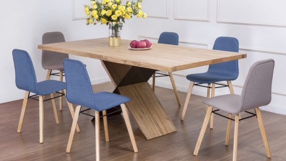 Giá bộ bàn ăn gỗ 6 ghế cho gia đình tại TP HCM