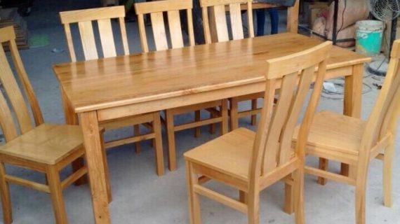 Giá các loại bàn ăn bằng gỗ trên thị trường và hướng dẫn lựa chọn đúng cách