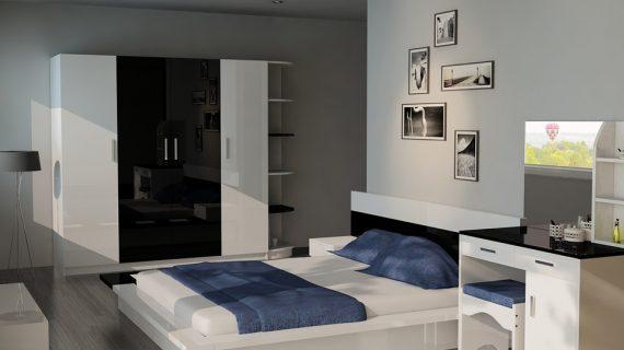Giá trọn bộ nội thất phòng ngủ hiện đại rẻ nhất TP HCM