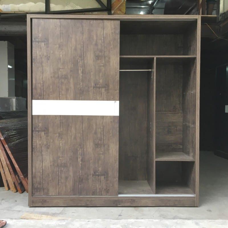 mẫu tủ quần áo gỗ MDF đẹp