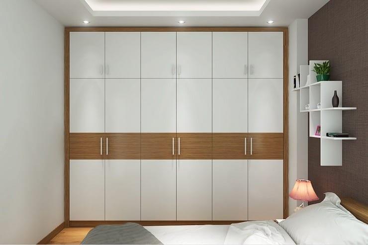 thiết kế mẫu tủ đồ theo yêu cầu khách hàng
