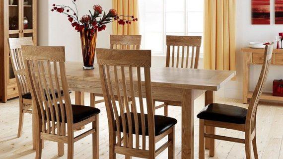 Mua bàn ăn gỗ thông giá rẻ ở đâu có cam kết chất lượng và bảo hành dài lâu