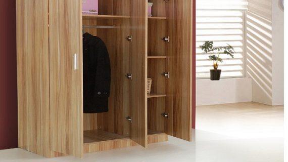 Mua tủ quần áo gỗ công nghiệp ở đâu có cam kết chất lượng và bảo hành dài lâu