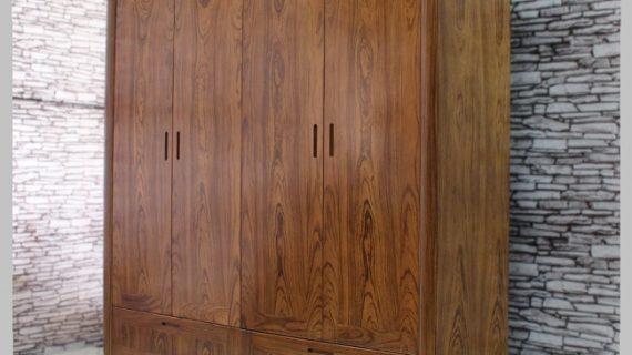 Nên mua tủ quần áo gỗ loại gì là tốt nhất