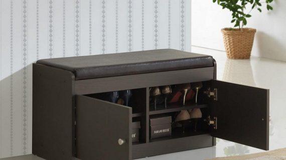 Các mẫu tủ đựng giày dép bằng gỗ tự nhiên giá rẻ tại TP HCM