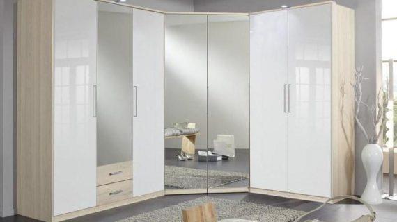 Các mẫu tủ quần áo gỗ có gương đẹp giá rẻ, đơn giản phù hợp với mọi phong cách