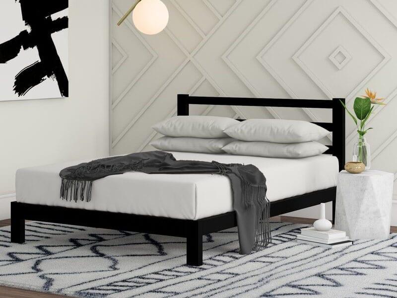 Giường ngủ chân sắt LZB M42
